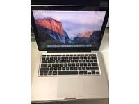 Macbook pro 2011 i5 processor 8gb ram 320 harddrive