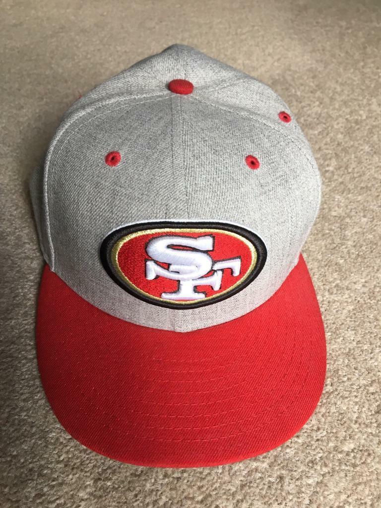 San Francisco 49ers cap  3d7aa2b1e
