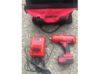 Snap on impactor