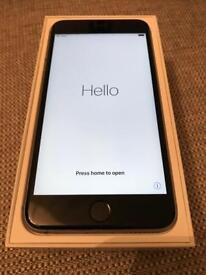 iPhone 6S Plus 128 GB Space Grey