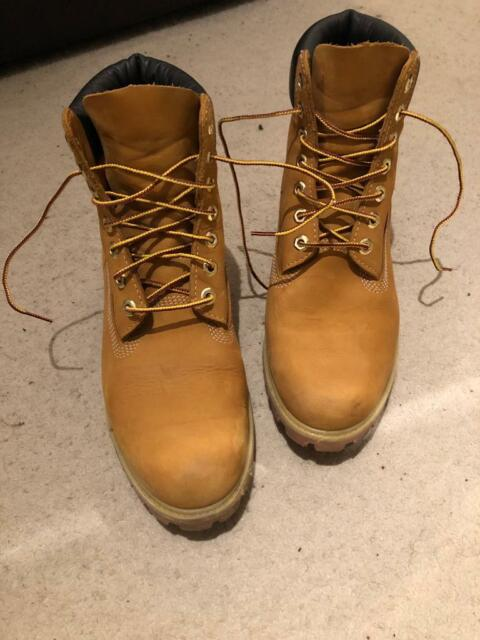 quality design 4a6c8 094da Timberland boots classic 9 43 like new | in London | Gumtree