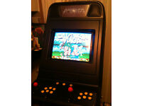 ARCADE MACHINE OVER 6500 RETRO VIDEO GAMES & 800 PINBALL TABLES & TOUCHSCREEN JUKEBOX CUSTOM BUILT