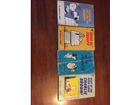 Charlie Brown/Snoopy books