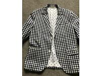 Beautiful, Blue And White BillyBandit Blazer For Kids Ages11/12 (Can Post)