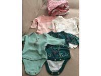 First size baby girl clothes for sale