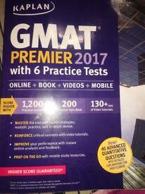 GMAT Prep Books Set