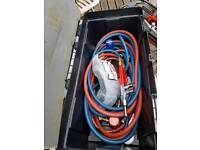 BOC light welding kit
