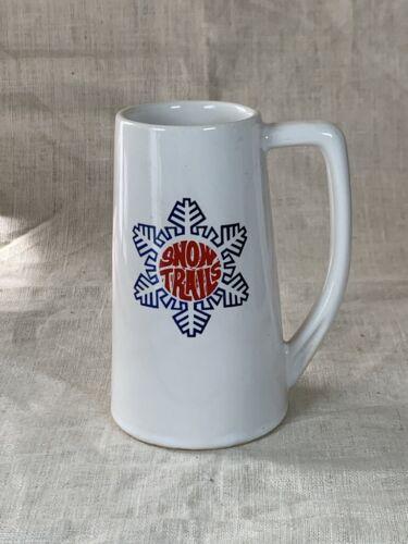 Vintage SNOW TRAILS Beer / Coffee Mug - Ohio