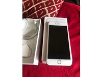 Almost brand new iPhone 6s Plus, 32gb, rose gold, unlocked.