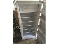 Integrated fridge 1220mm x 550mm £30