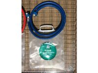 2 Washing Machine Inlet Hoses - Not Been Used - Still in packaging