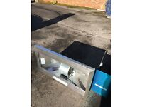 Baumatic extractor hood and fan...brand new. Model no F902SS