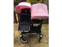 Bugaboo donkey twin- cash on collection please