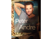 peter andre book