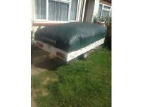Sunncamp 450se trailer tent