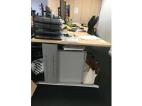 Office desks for sale - used but in perfect condition
