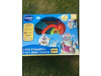 Vtech baby 3 in 1 play centre