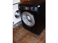 Bosch 7 kg Black Washing Machine Delivery Install Bedford Area