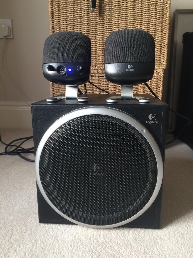 Logitech Z340 Computer speakers