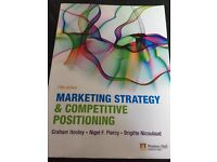 Market Strategy & Competitive Positioning