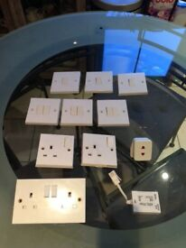 Sockets and Switch covers