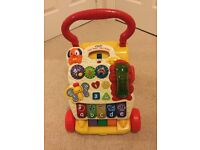 Vtech baby walker excellent condition