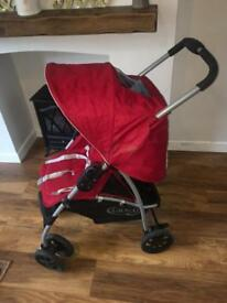 Graco travel system- pram and car seat