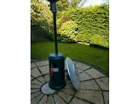 Used outdoor gas heater