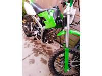 125cc pit bike / dirt bike
