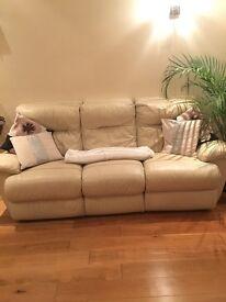 Electric dfs sofa