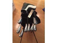 Callaway X20 golf set with Macgregor Prestwick putter