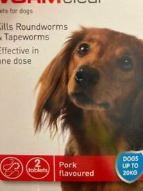 WORMclear Dog Upto 20kg