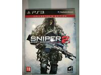 Collectors Edition Sniper: Ghost Warrior 2 for PS3