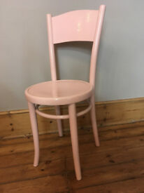 Mundas and Kohn cafe chair