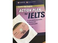 IELTS book preparation+CD !!!