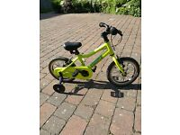 Children's First Bicycle / Pinnacle Koa 14 Inch Kids Bike