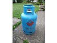 12.7kg butane gas bottle part used