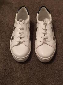 Women's size 7 top shop trainers