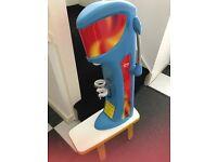Walls Cornetto ice cream machine and Swing Bin