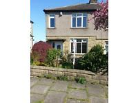 3 bedroom semi detached house in BD7 on the border of Clayton