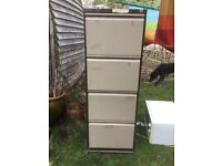 Triumph four drawer filing cabinet