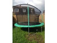 trampoline 8ft