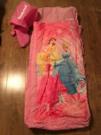 Princess ready bed, inflatable bed, guest bed