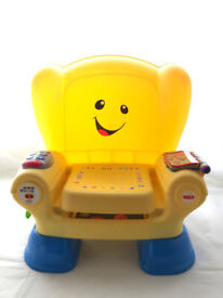 Fisher Price Laugh & Learn Smart Stages Musical Activity Chair