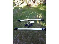 Honda CRV 07-12 Cruz Aero roof bars