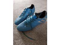 Mens Size 8 Adidas Football Boots FG