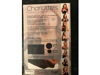 Charlotte Crosby hair extensions 22inch new in box
