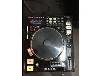 Denon DNS-5000 not pioneer cdj