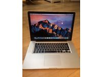 APPLE MACBOOK PRO 15INCHES 2.66GHZ i7-4GBRAM-500GB