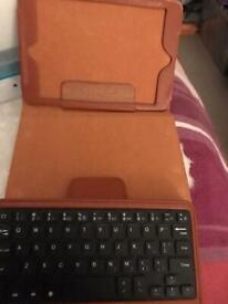 Keyboard in wallet/stsnd
